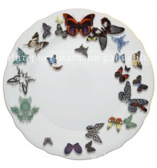 Тарелка мелкая Butterfly Parade (Christian Lacroix)